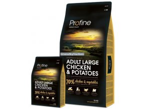 Profine adult Large Breed Chicken and Potatoes