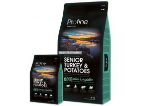 Profine Senior Turkey and Potatoes
