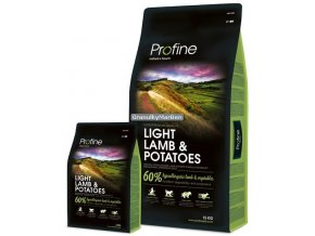 Profine adult Light Lamb and Potatoes