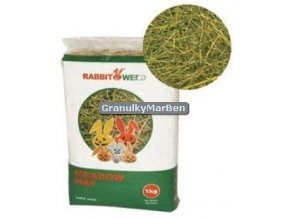 Seno RabbitWeed 1kg 40l