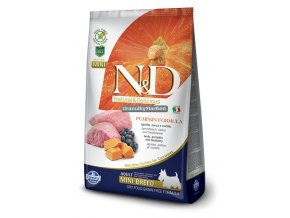 ND Grain Free Canine Pumpkin Lamb Adult Mini
