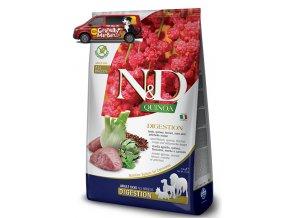 nd quinoa adult digestion lamb
