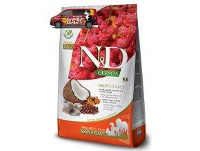 ND Grain Free DOG Quinoa Skin and Coat Herring