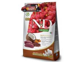ND Grain Free DOG Quinoa Skin and Coat Venison