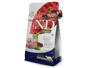 ND Quinoa feline Adult DIGESTION LAMB