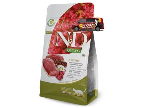 ND Quinoa feline Adult URINARY DUCK