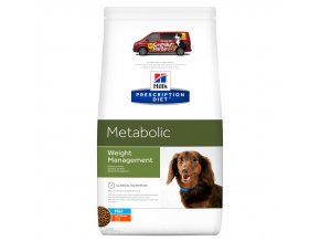 Hills canine diet metabolic mini