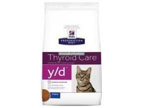 Hills Feline diet yd