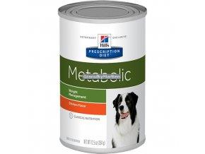 Konzerva Hills Canine Diet metabolic