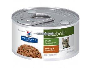 Konzerva Hills Feline diet metabolic chicken