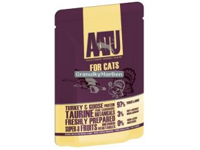 AATU Cat Turkey n Goose kaps 85g