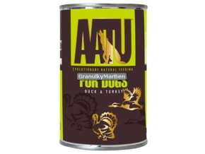 AATU Dog Duck n Turkey konz 400g