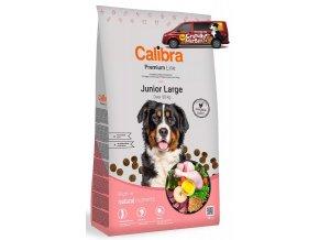 calibra dog premium junior large 12kg