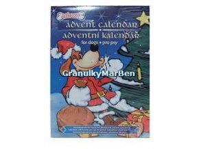 Adventni kalendar pro psy
