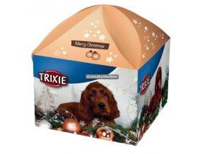 Trixie vanocni darkova krabice pro psy