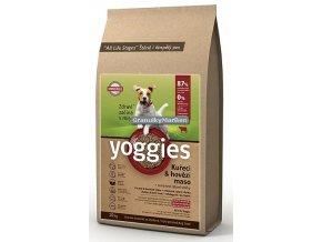 minigranule yoggies kureci a hovezi maso