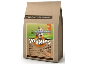 granule yoggies active kachna a jelen