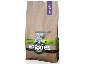 granule pro kocky yoggies cat basic 1 5kg