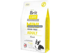 Brit Care Dog Mini Grain Free Adult Lamb