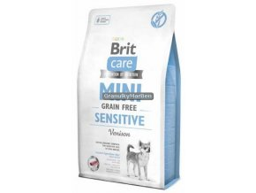 Brit Care Dog Mini Sensitive Grain Free