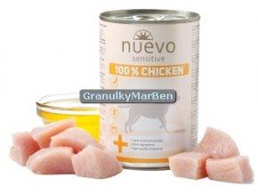 Nuevo Dog Sensitive Kureci Monoprotein