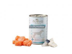 Nuevo Dog Sensitive Rybi Monoprotein