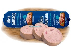 Brit Premium Sausage chicken lamb