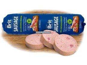 Brit Premium Sausage chicken venison