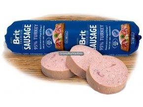 Brit Premium Sausage turkey