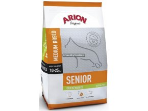 arion senior medium chicken rice