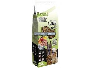 delikan maximo lamb