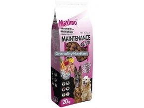 delikan maximo maintenance