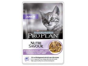 kapsicka Pro Plan kitten delicate