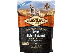 Carnilove Fresh ostrich lamb 1,5kg