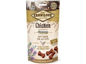 CL SNACKS CAT chicken&thyme 3D 50g