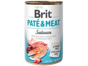 brit konzerva pate salmon