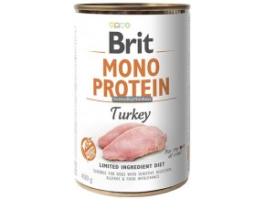 brit konzerva mono turkey