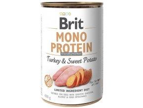 brit konzerva mono turkey sweet potato