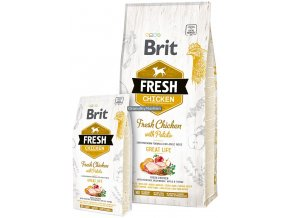 Brit Fresh Chicken Potato Adult