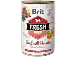 Konzerva Brit Fresh Beef