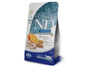 ND Ocean Cat Codfish spelt oats