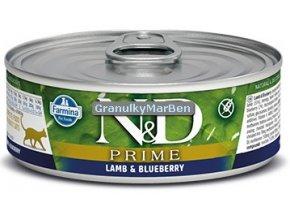 konzerva ND Feline Prime Lamb