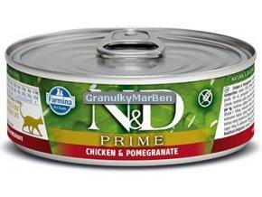 konzerva ND Feline Prime Chicken