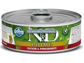 konzerva ND Feline Prime Kitten Chicken
