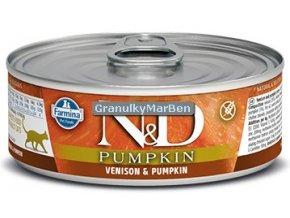 konzerva ND Feline Pumpkin Venison