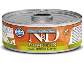 konzerva ND Feline Pumpkin Boar