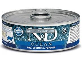 konzerva ND Feline Ocean Cod