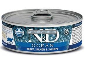 konzerva ND Feline Ocean Trout