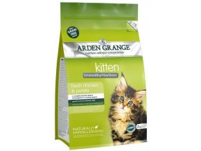 arden grange kitten chicken