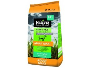 Nativia Adult Maxi Lamb